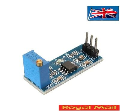NE555 adjustable frequency pulse generator module For Arduino Smart Car #B365