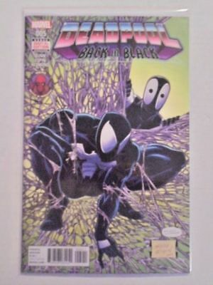 Deadpool Back in Black #5 Marvel NM Comics Book