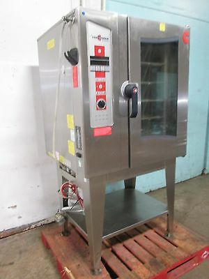 """cleveland Oes10.10"" H.d. Commercial ""convocare/convoclean"" Combi Electric Oven"