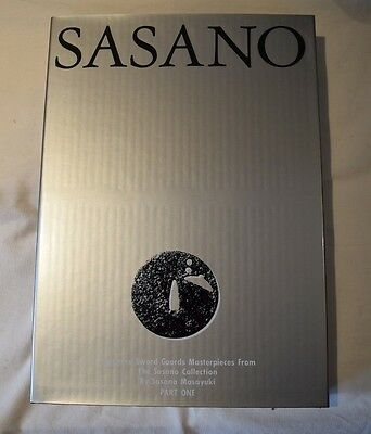 Book Sasano Masayuki Japanese Sword Guards Masterpieces of the Sasano Collection