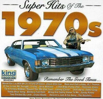 Various Artists - Super Hits of the 1970's / Various [New CD]