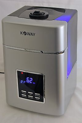 KOWAY ST707 Digital Ultrasonic Humidifier WITH IONIZER