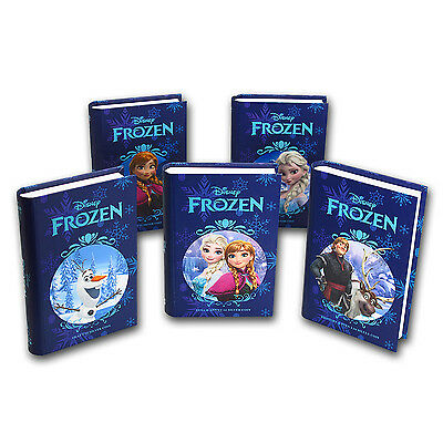 2016 Niue 1 oz Silver $2 Disney Frozen: The Complete Set - SKU #104555
