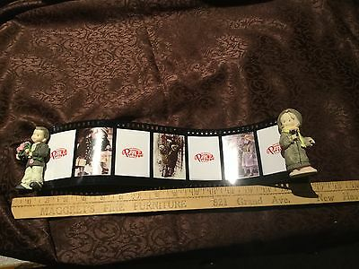 Kim Anderson's 'Pretty As A Picture' Film Picture Frame Holds 7 Photos NIB