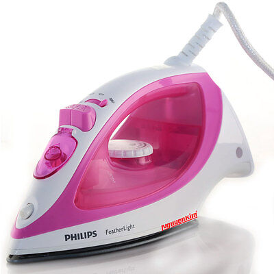 Philips NEW 220-240 Volt Steam Iron 220V 240V- For Overseas Use Only (NON-US)