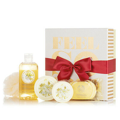 New Vegetarian The Body Shop Gifts Gift Set Bliss Box Moringa Scent Collection