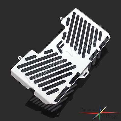 Motorcycle Radiator Grill Guard Cover For BMW F800R 2012-2014 F800S 06-08 Silver