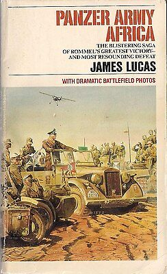 Panzer Army Africa by James Lucas