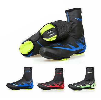 Cycling Zipper MTB Waterproof Cycling Shoes Cover Riding Bicycle Overshoes Boot