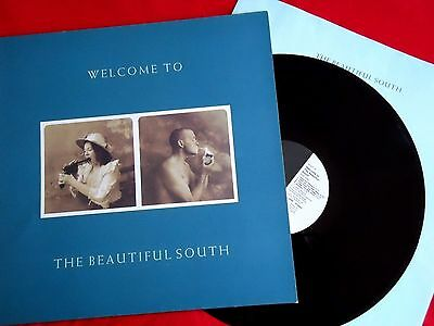 THE BEAUTIFUL SOUTH - WELCOME TO - ORIGINAL UK 1st PRESS VINYL LP