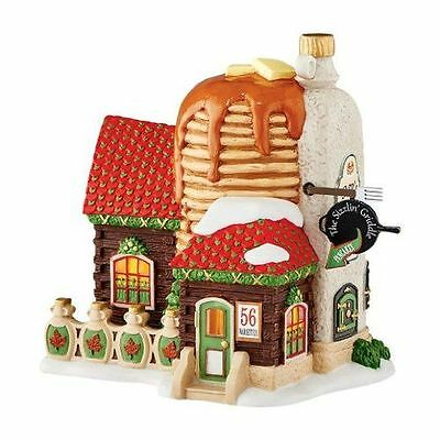 New Department 56 Dept56 North Pole Sizzlin' Griddle