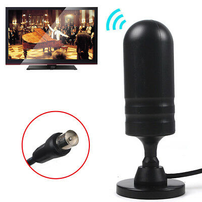 High Definition Car Digital Freeview Portable DVB-T TV Antenna Aerial Booster