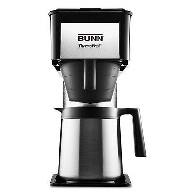 BUNN 10-Cup Velocity Brew BT Thermal Coffee Brewer - BT