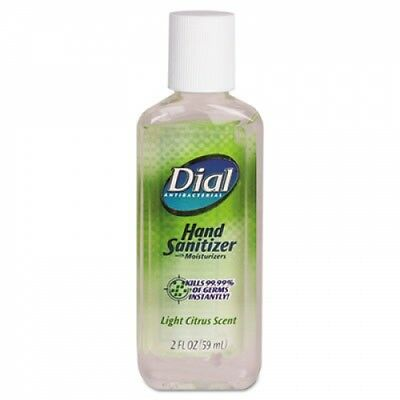 Dial Scented Antibacterial Gel Sanitizer with Moisturizer - 01203