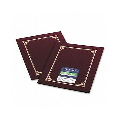 Geographics Linen Certificate Cover - 45333