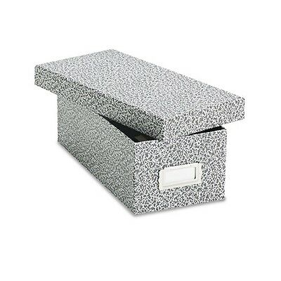 """Oxford Reinforced Board 3"""" x 5"""" Card File With Lift-Off Cover - 40588"""