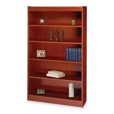 Safco 5-Shelf Bookcase - 1504CYC