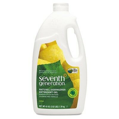Seventh Generation Natural Automatic Dishwasher Gel - 22171CT