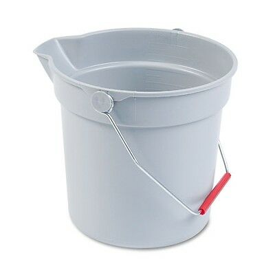 Rubbermaid Commercial Brute Utility Bucket - 296300GY