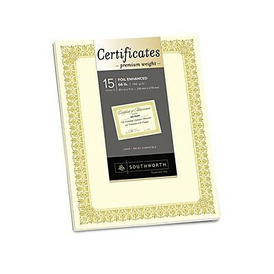 Southworth Premium Certificates - CTP1V