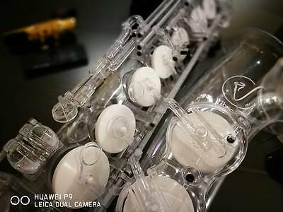 VIBRATO Sax Professionale THE NUDE LIMITED EDITION  waterproof