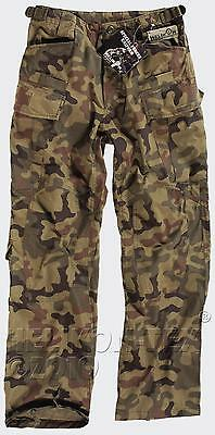 Poland PANTERA Army Special Forces Combat SFU Trousers Polish Woodland pants LR
