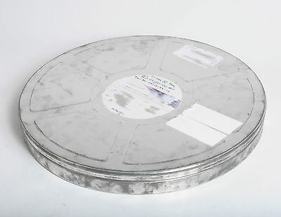 16mm METAL FILM CAN / CANNISTER