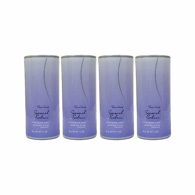 Avon Far Away Sensual Embrace Shimmering Body Powder 1.4 Oz (Pack of 4)