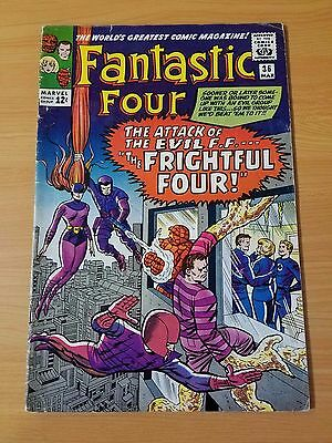 Fantastic Four #36 ~ VERY GOOD - FINE FN ~ (1965, Marvel Comics)