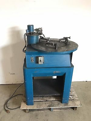 """Spitfire SP-ML-15 Flat Lapping Polishing & Grinding Machine Table, 15"""" Turntable"""