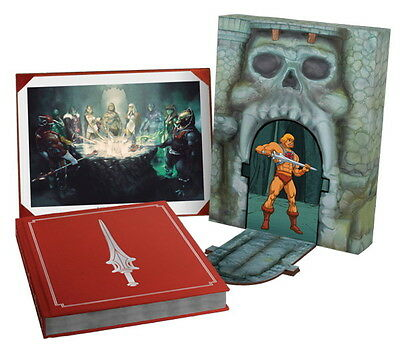 The Art of He-Man and the Masters of the Universe – Limited Edition – NEU!