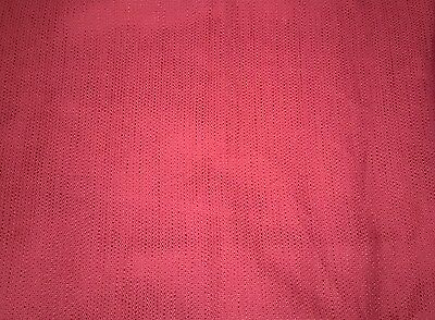 Longaberger Paprika fabric - the highest quality - 34 x 19 inches