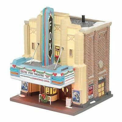 New Department 56 The Fox Theatre Lit House