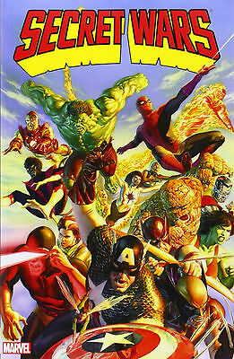 Super Heroes Secret Wars Collecting #1-12 New TPB Trade Paperback Marvel