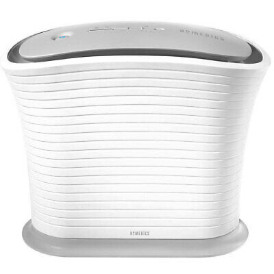 Homedics AP15AU Air Purifier/Cleaner True HEPA Filter for Small/Medium Room Home