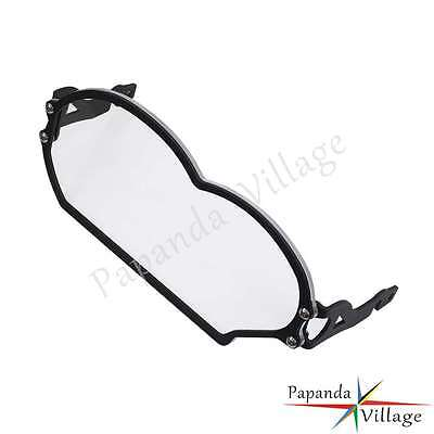 Motorcycle Headlight Headlamp Head Light Guard Cover For BMW R1200 GS 2005-2012