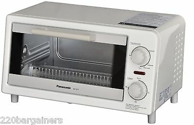Panasonic NT-GT1 NEW 220 Volt Toaster Oven (NOT FOR USA) Europe Asia 220v 240v