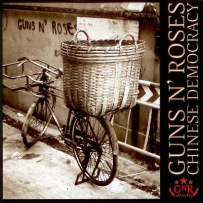 Guns N' Roses - Chinese Democracy - CD Hardrock / Heavy Metal