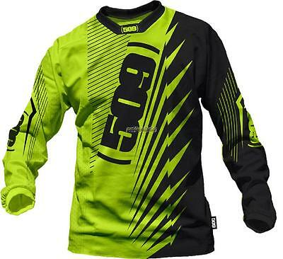 509 Voltage Jersey - Lime