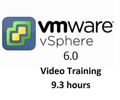 Learning VMware vSphere 6 Administration Essentials - 9.3 hours Video Training