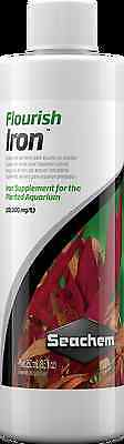 Seachem Flourish Iron 250Ml 8Oz Iron Supplement For Planted Aquariums