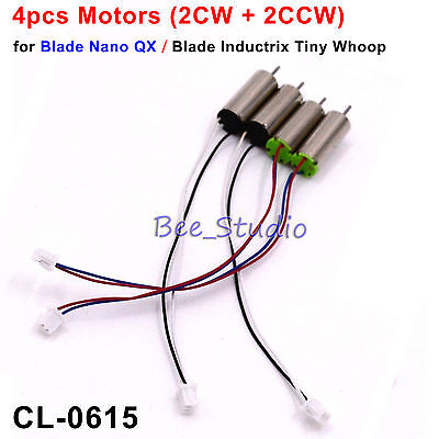 CL-0615 Blade Nano QX Blade Upgraded Motor engine for Inductrix Tiny Whoop parts