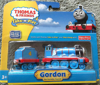 New Thomas & Friends Take-N-Play ~ Gordon