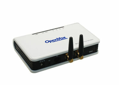 2 GSM Channels VoIP Gateway; SIP to cellular network Quad-Band; OpenVox WGW1002G