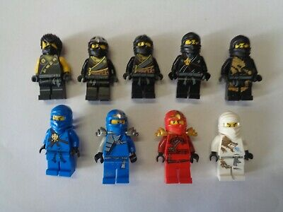 Model Choose Go Figurine Snake Minifig Ninja Lego Ninjago Kg Serpent N8n0wm