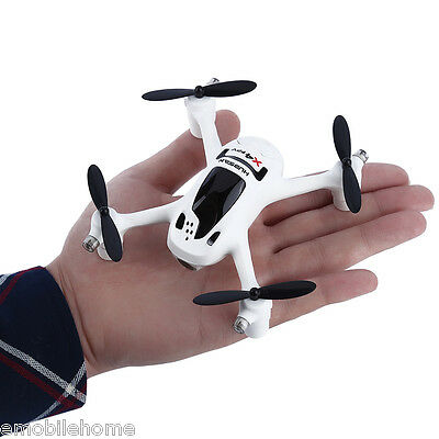 Hubsan FPV X4 Plus H107D+ 4CH RC Quadcopter 2MP 720P Wide Angle Camera