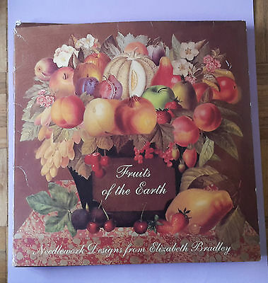 Elisabeth Bradley Fruits of the earth No.1 Strawberries Stickpackung 1989