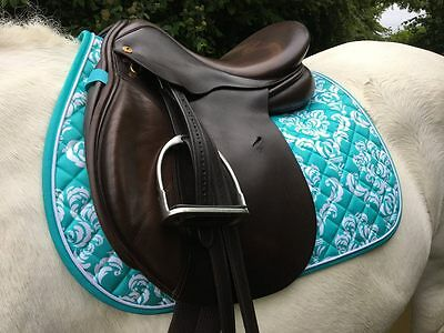 Patterned Saddle Cloth Pad; Matching sets available!
