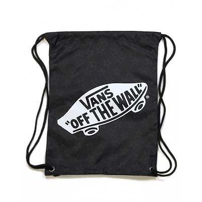 d341bb5ca44d VANS BENCHED CINCH Bag Star Dot Black PE Bag VN0MRFKJV - VANS Drawstring Bag  - EUR 15