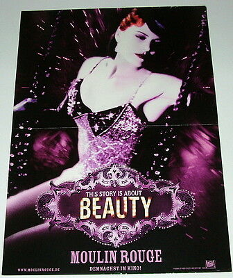 Kidman McGregor MOULIN ROUGE ! lobby cards 12 original vintage stills 2001